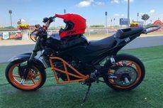 Ragam Modifikasi pada Motor Stunt Ride