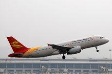Jendela Retak, Pesawat Milik Capital Airlines Mendarat Darurat