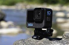 GoPro Hero 10 Black Resmi, Bisa Rekam Video 5,3K