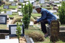 2 Makam yang Paling Sering Dikunjungi di TPU Karet Bivak