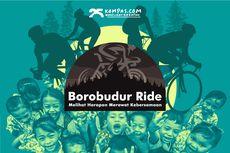 Kompas.com Selenggarakan Borobudur Ride 2020