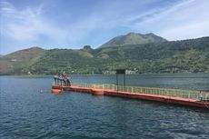 Kemenhub Bangun 4 Bus Air untuk di Danau Toba dan Sentani