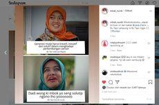 Viral, Foto Wajah Wagub Lampung Disebut Mirip Bu Tejo di Film