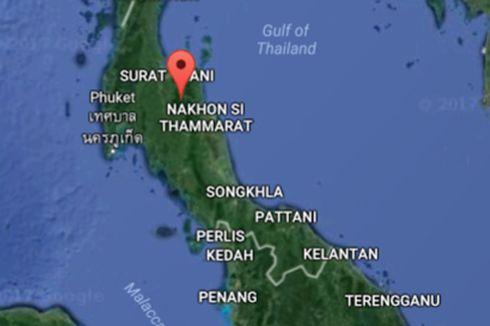 Tentang Terusan Kra, Ambisi Thailand yang Mengancam Singapura