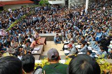 Duduk Perkara Ribuan Mahasiswa Universitas Gunadarma Demo Kampusnya Sendiri