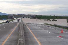 Banjir Madiun, Pengelola Tol Ngawi-Kertosono Terapkan
