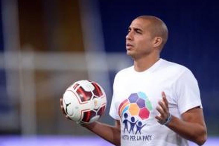 Striker Pune FC, David Trezegut.