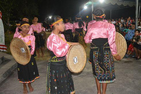 Ini Pesan Tarian Tepi Woja di Manggarai Timur, Flores