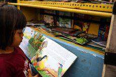 5 Cara Tumbuhkan Minat Baca Anak Usia Dini