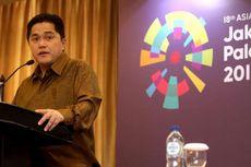 Laporan Anggaran untuk Asian Games 2018 Dinilai Positif