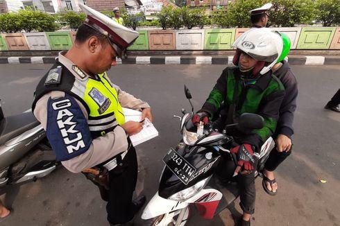 Ribuan Pengendara Kena Tilang Operasi Patuh Jaya 2019