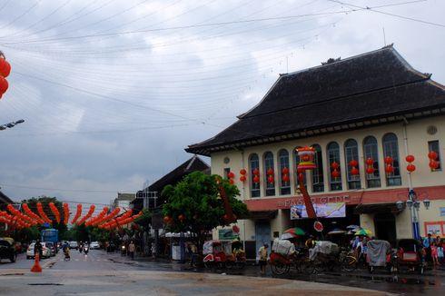 Ada Pedagang Positif Covid-19, Pasar Gede Solo Sisi Timur Tutup 7 Hari