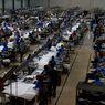 Pemerintah Targetkan Dapat Memproduksi 16 Ribu APD dalam Sehari