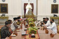 Jokowi Berharap Pertumbuhan Ekonomi Tak Sampai Minus