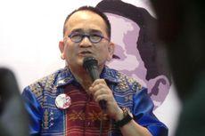 Tinggalkan Rapat di DPR, Ruhut Sitompul Ucapkan Selamat ke Megawati