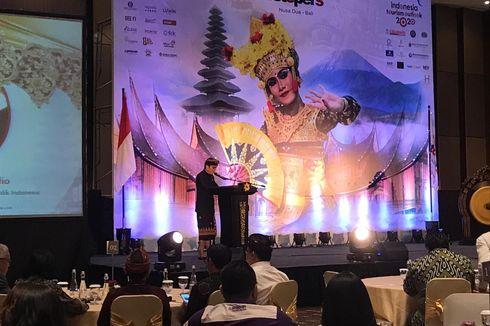 Di Bali, Menteri Wishnutama Bicara Pentingnya Wisatawan Berkualitas