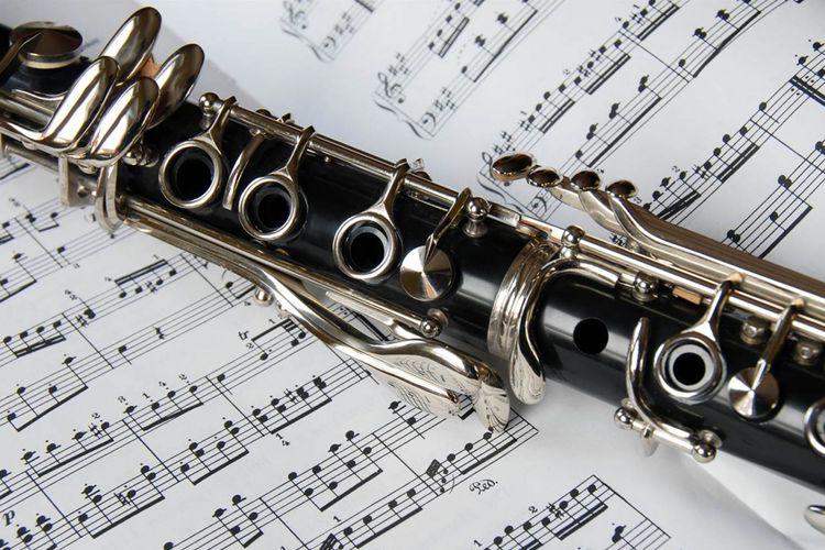101 Gambar Alat Musik Klarinet Kekinian