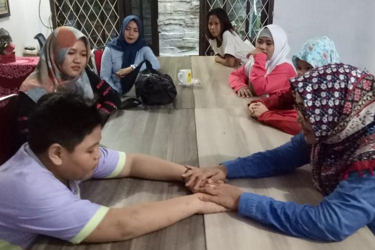 Pemerintah Kota Makassar selamatkan Mutia, anak yang dipaksa mengemis di jalan oleh ibu tirinya