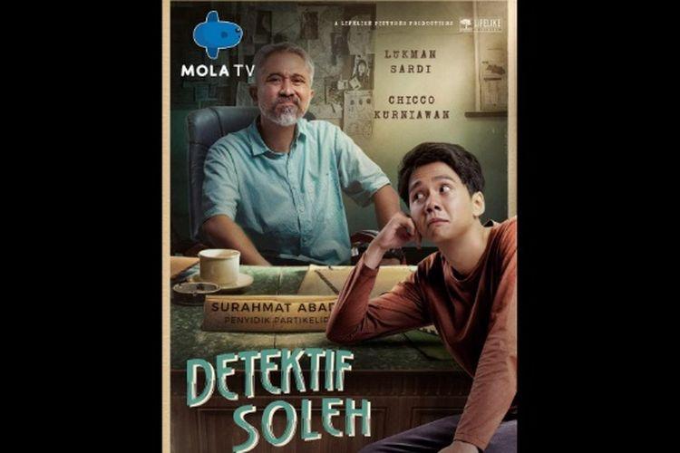 Serial komedi Detektif Soleh (2021).