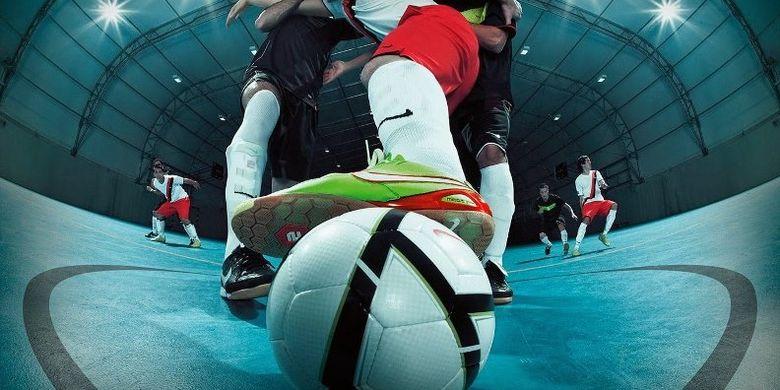 Peraturan Dasar Permainan Futsal Halaman All Kompas Com