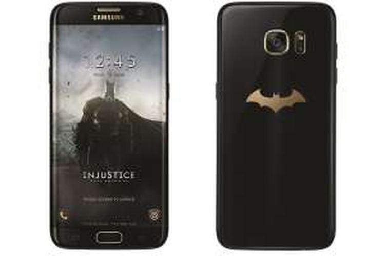 Galaxy S7 Edge hadir dalam edisi Batman