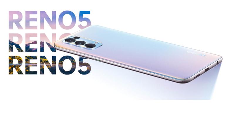 Lagi Viral, Oppo Reno5 4G Resmi, Ini Spesifikasi dan Harganya