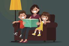 Punya Banyak Manfaat, Biasakan Selalu Menceritakan Dongeng untuk Anak