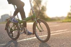 Harga Sepeda Lipat United Haste Q Terbaru