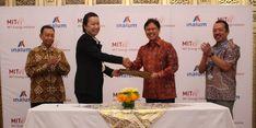 Majukan Industri Pertambangan, INALUM Kolaborasi dengan MITEI