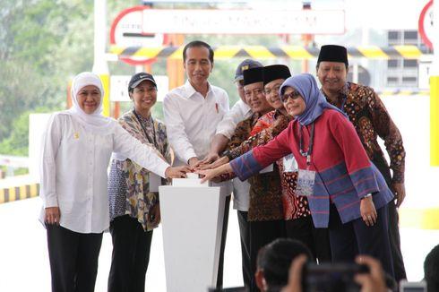 KALEIDOSKOP: Jalan Tol yang Diresmikan Jokowi Sepanjang Tahun 2019