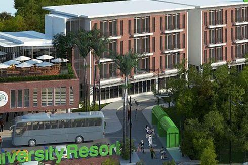 Eureka Bangun Apartemen Mahasiswa di Kampus IPB