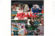 [HOAKS] Arab Saudi Legalkan Aktivitas Judi