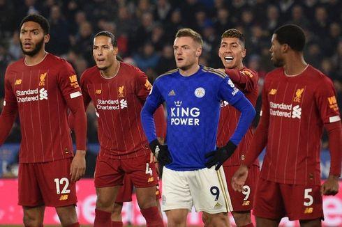 Klasemen Liga Inggris - 4 Besar Stabil, Man United Naik Peringkat