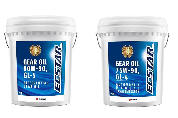 Suzuki Ecstar Gear Oil