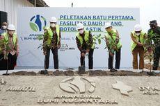 Coca-Cola Amatil Indonesia Bangun Pabrik Daur Ulang Plastik Senilai Rp 556,2 Miliar