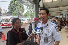Libur Natal dan Tahun Baru, Stasiun Senen Kebanjiran Warga yang Datang ke Jakarta