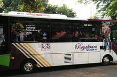 Ini Lokasi dan Jadwal Keberangkatan Bus untuk Ganjil-Genap di Pintu Tol Bekasi