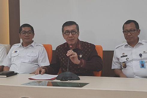 Diprotes Warga Tanjung Priok, Menkumham Yasonna Laoly Minta Maaf