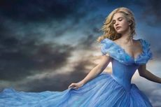 Sinopsis Cinderella, Lily James Jadi Pemilik Sepatu Kaca