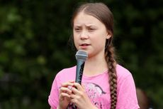 Menolak Naik Pesawat, Aktivis Iklim Umur 16 Tahun Ini Naik Kapal ke AS
