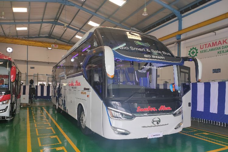 Bio Smart & Safe Bus PO Sumber Alam