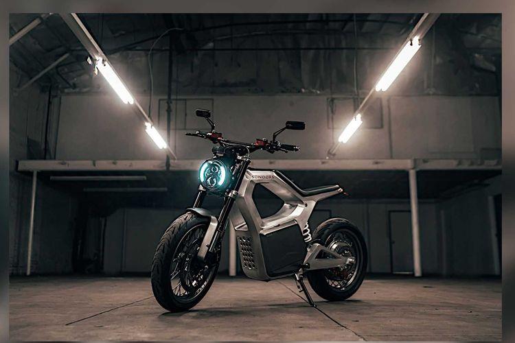 Motor listrik Sondors Metacycle