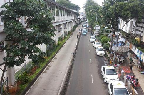 Busway Jadi Opsi Terakhir Jalur Bus Atlet Asian Games