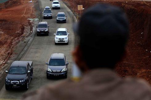 Mayoritas Pemudik Pilih Balik Via Pantura Ketimbang Jalan Tol Darurat