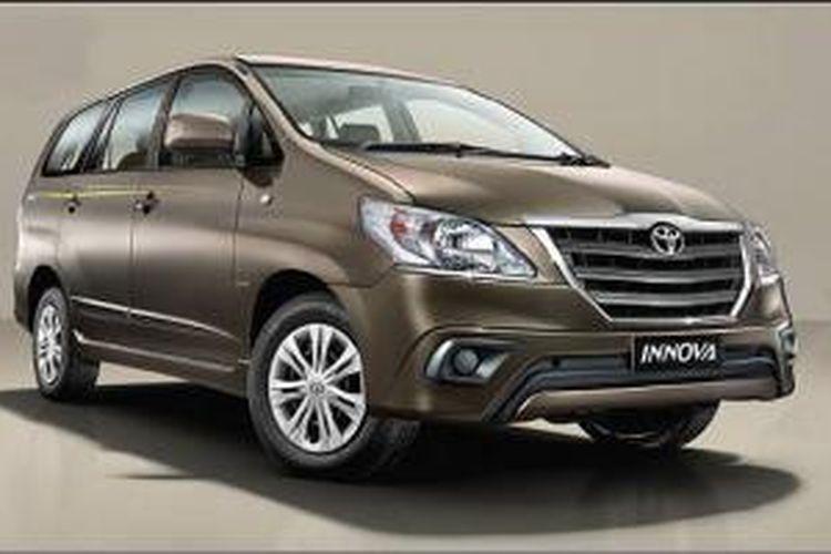 Toyota Innova Limited Edition 1.