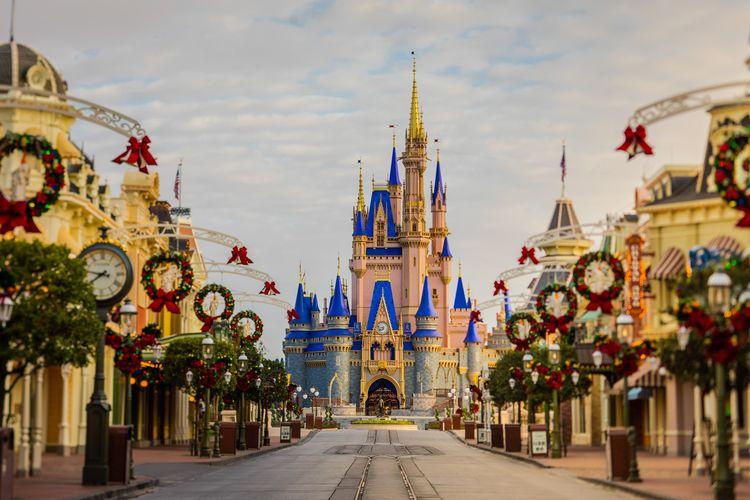 Walt Disney World di Orlando, Florida (Facebook Walt Disney World).