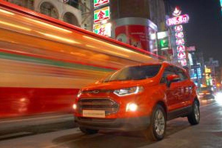 Ford EcoSport bisa jadi andalan baru PT Ford Motor Indonesia.