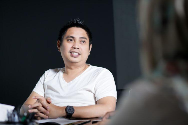 Ketua Umum BPP Hipmi Mardani H Maming, Senin (24/2/2020).
