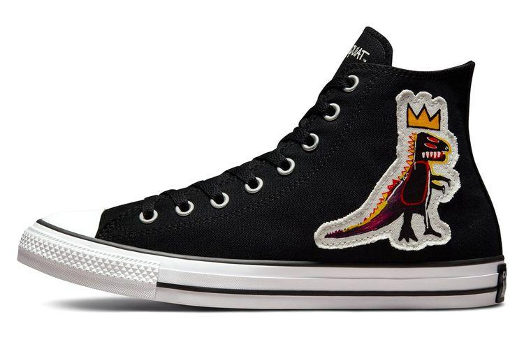 Converse x Basquiat Capsule Collection