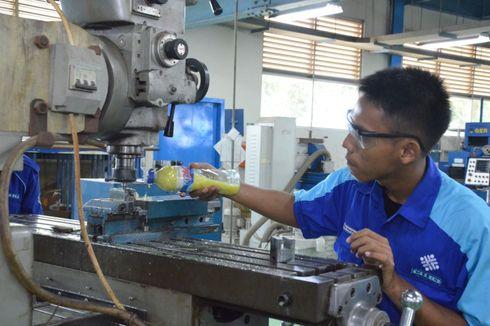 Lulusan Pendidikan Vokasi Butuh Dukungan dari Sektor Industri